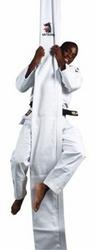 Judo Kletterstoff weiß ca 30 x 400 cm