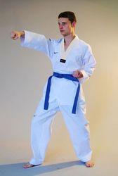 Taekwondo Anzug NIKE POOMSAE WHITE