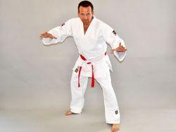 Judogi mittelschwer mit IJF Zulassung in weiss