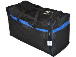 Sporttasche schwarz-blau