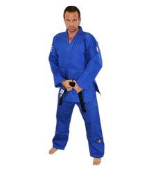 Judo IJF 2015 MONDIAL Slim Fit blau