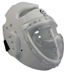 Kopfschützer Schaumstoff, Maske, WTF