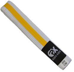 Kwon Clubline Soft G/ürtel gelb 260 cm