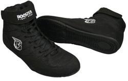 Schuhe in schwarz für Boxen und MMA