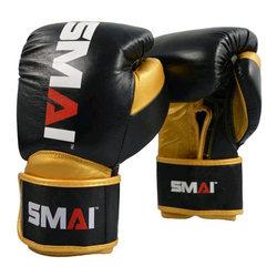 SMAI Leder Boxhandschuhe Mexicano Elite
