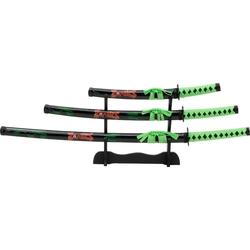 Samuraischwertgarnitur Zombie Dead