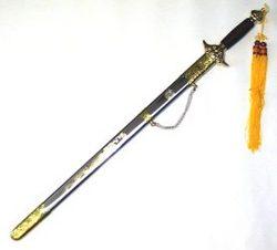 Chinesisches Tai-Chi-Schwert