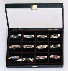 Kassette mit 12 Mini - Taschenmessern 74312