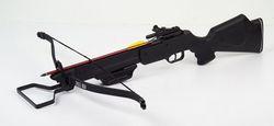 Armbrustgewehr mit Kunststoffschaft