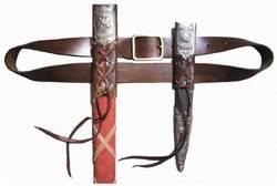Schwert- und Dolchgürtel