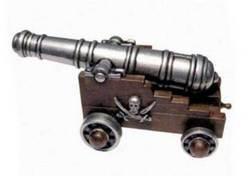 Piraten Kanone