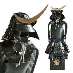 Samurai Krieger - schwarz