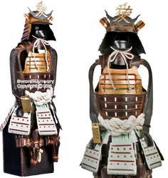 Miniatur Rüstung - Samurai Krieger - Naoe Kanetsugu Shogun