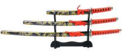 Samurai Schwerter Set Kumori100_KR8