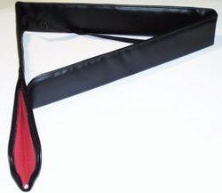 Waffentasche schwarz