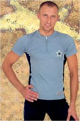 Cool Body T-Shirt grau