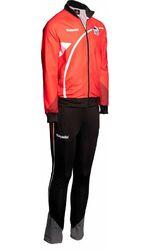 Trainingsanzug HAYASHI schwarz