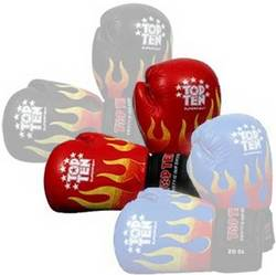 Boxhandschuh Superfight 3000 Flame