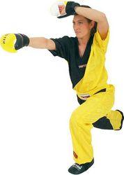 Kickboxuniform TOP TEN
