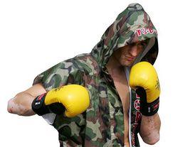 Boxermantel Camouflage