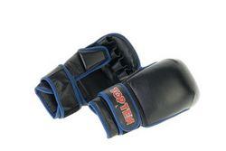 Grappling Handschuhe TOP TEN schwarz/blau