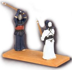 Figurenset Kendo