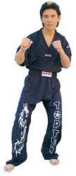 Don The Dragon Wilson - Uniform TOP TEN