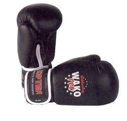 Boxhandschuhe WAKO Pro schwarz 10oz