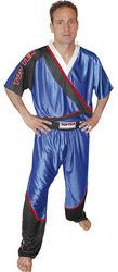 Wettkampfuniform  Fight Elite blau