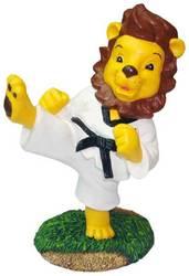 Taekwondo Figur LION 11,5 cm