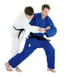Judogi HIKU Shiai, blau IJF approved