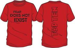 T-Shirt  Fear does not exist