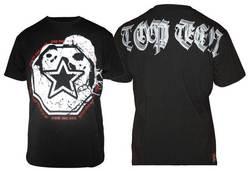 T-Shirt MMA Oktagon/Skulls