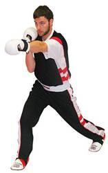 Kickboxuniform PQ Mesh