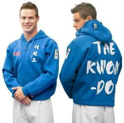 Kapuzenjacke Taekwondo