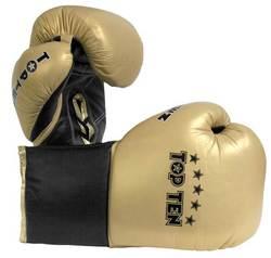 Boxhandschuh gold Horse