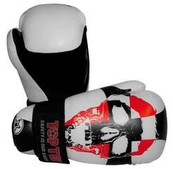 Semikontakt-Handschuh Point Fighter Skull