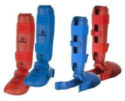 Fuß- und Schienbeinschutz