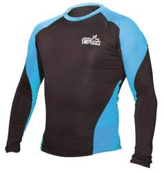 Langarm-Shirt Rash Guard Top Ten MMA