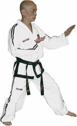 Grandmaster Taekwondo Dobok TopTen Diamond ITF 2013