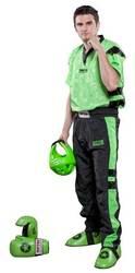Kickboxuniform TopTen Neon Limited, grün/schwarz