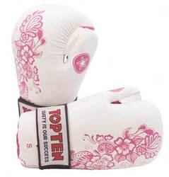 Semikontakt Pointfighter TopTen Flowers, weiß/pink
