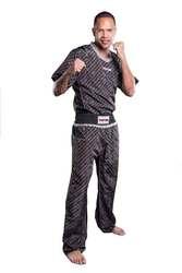 Kickboxuniform TopTen Metallic