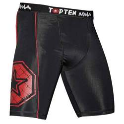 MMA Compression Shorts TopTen