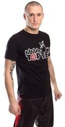 T-Shirt TopTen MMA Promo, Schwarz
