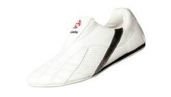 Budo - Schuh Hayashi Stripe, Weiß