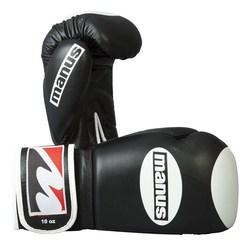 Boxhandschuh Manus Competition 10oz, Schwarz