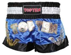 Kickboxingshort TopTen WAKO, Rot