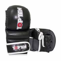Striking Glove TopTen MMA Thumb Guard, Schwarz-Weiß