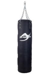 Ju-Sports Sandsack Kunstleder gefüllt 150cm